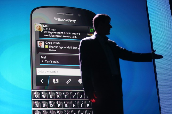 BlackBerry confirms sponsored content in BBM Channels, promises no ads in BBM chats and to respect user ...