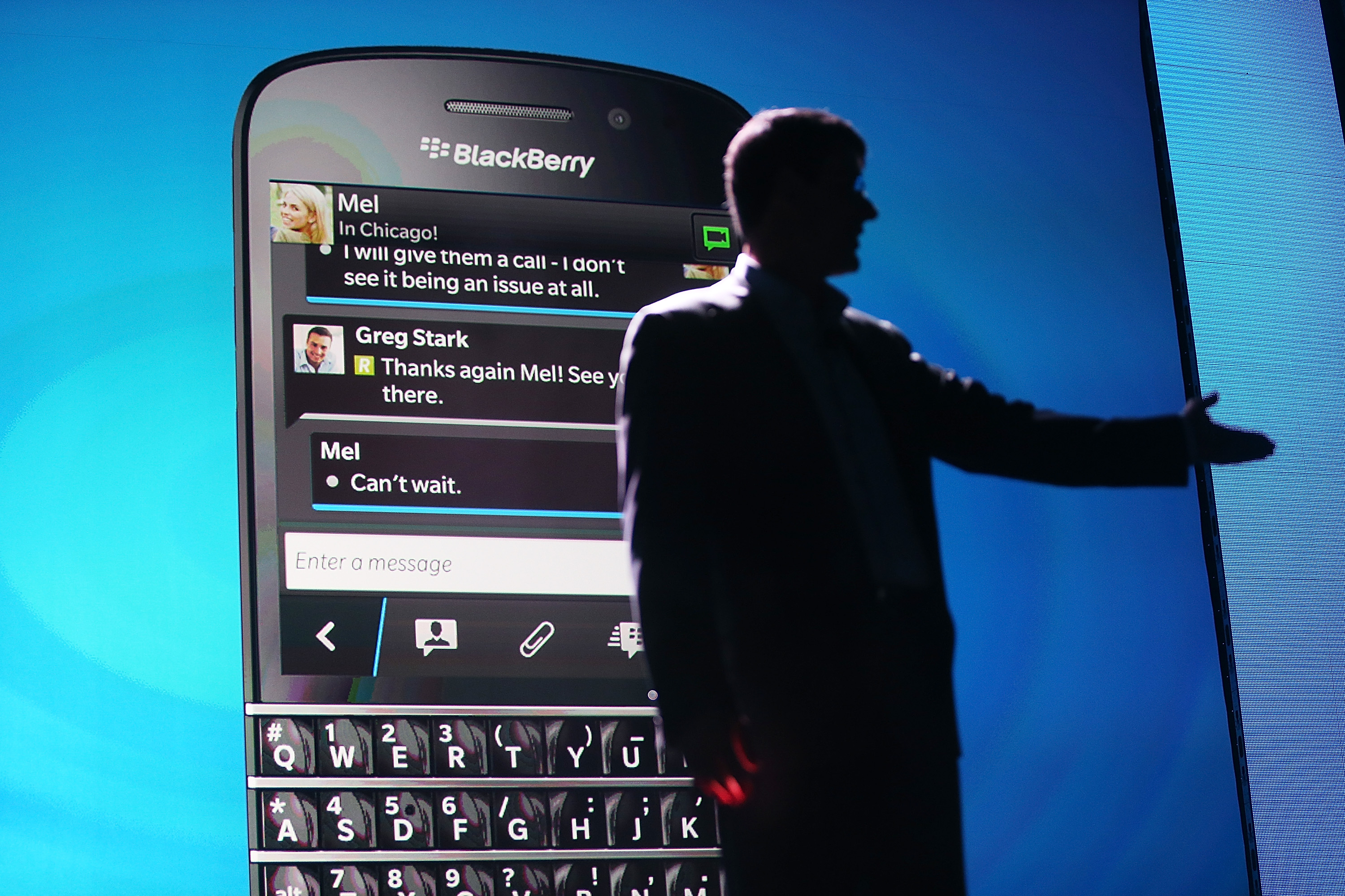 BlackBerry Confirms Sponsored Content in BBM Channels, Not BBM Chats