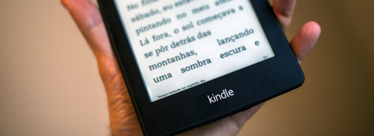 The 'Kindle Voyage' could be Amazon's next e-reader
