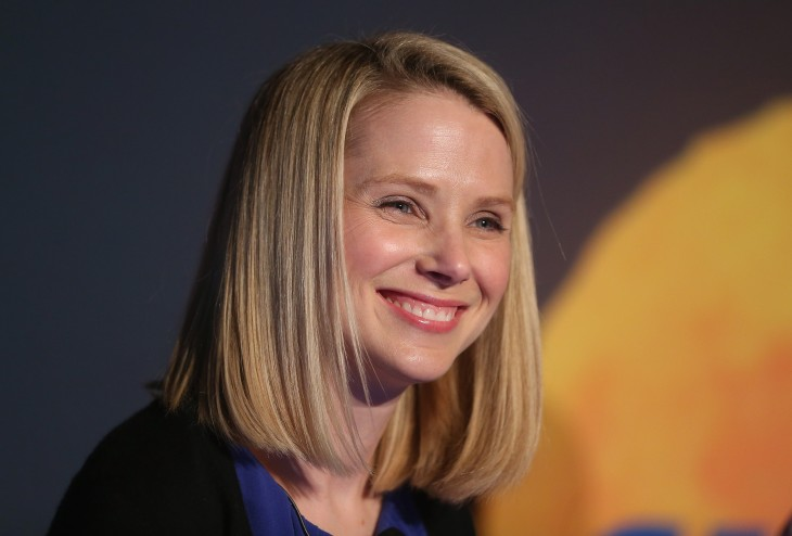 Yahoo CEO Marissa Mayer speaks about team building, product insight, and good design