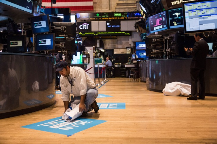 187232916 730x486 In pictures: Twitter kicks off its IPO on the New York Stock Exchange