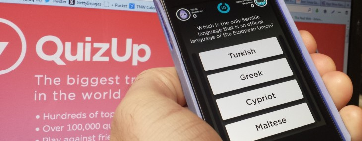 Social trivia app QuizUp accused of sending user data in plain text and deceiving players [update]