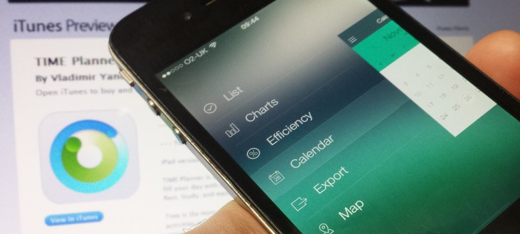 Time Planner for iPhone is a beautiful way to manage your time more efficiently