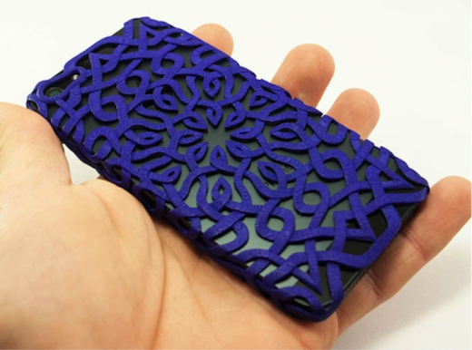 3D Printed Smartphone Case