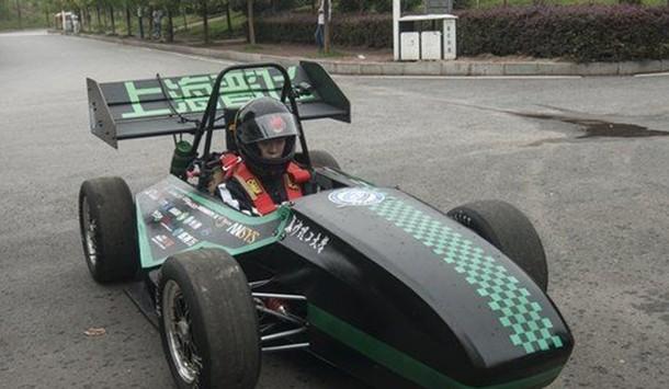 3D printed Race Car