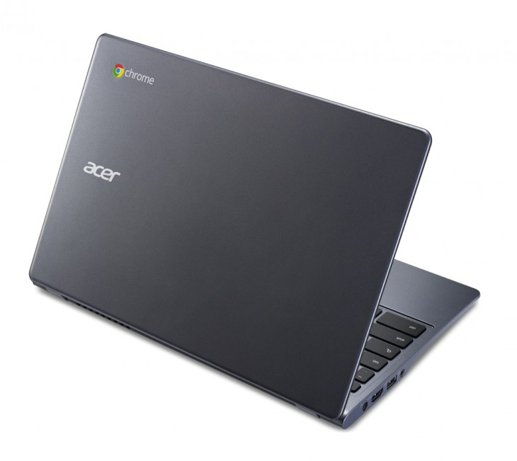Acer launches a new budget-sensitive C720 Chromebook model with 16GB SSD and 2GB RAM for $199.99