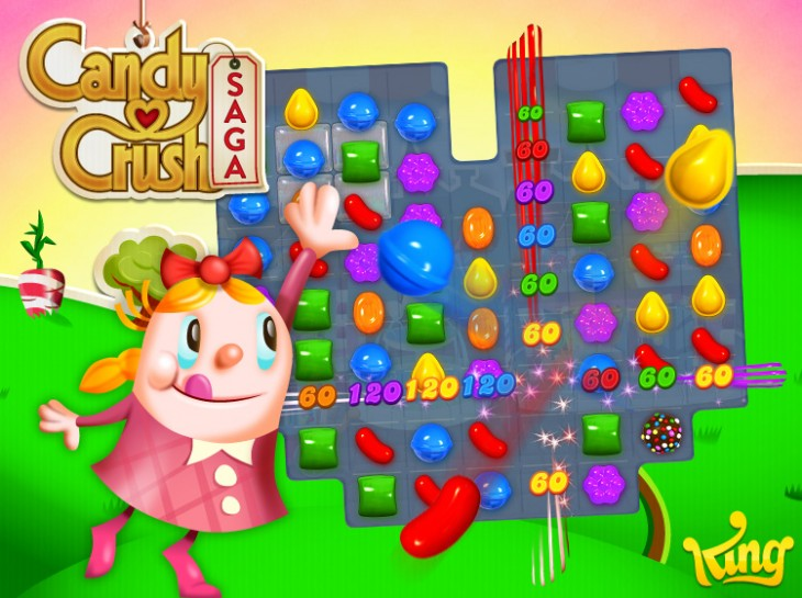 Candy Crush Saga tops 500 million downloads on Facebook, iOS and Android