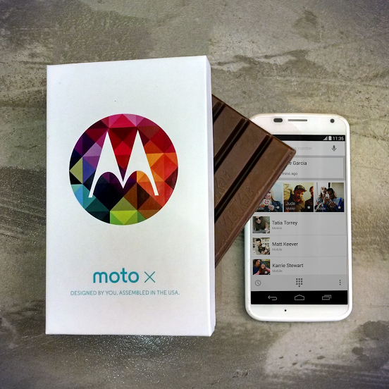 Motorola Starts Rolling Out Android 4.4 KitKat Update for ...