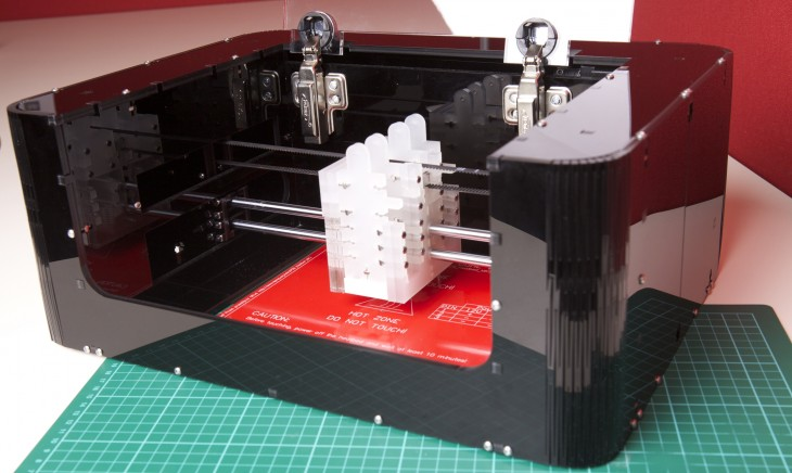 The EX¹ rapid 3D circuit board printer launches on Kickstarter today aiming to raise $30,000