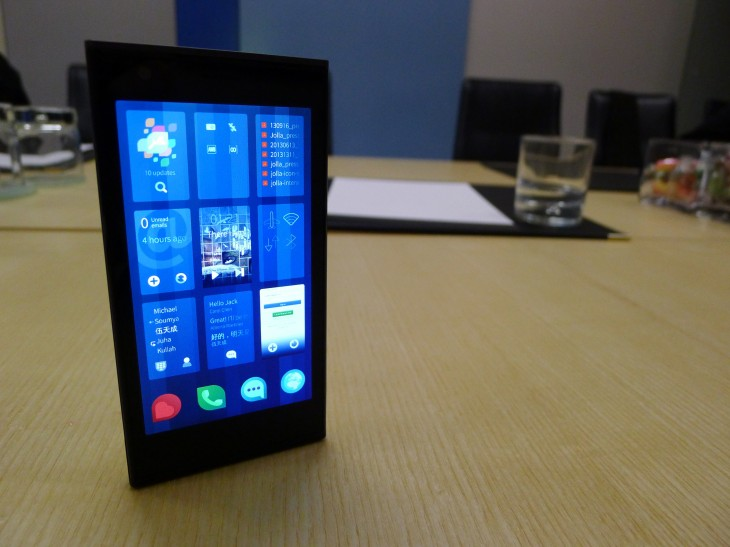 Jolla Hands-On: A Closer Look at the First Sailfish OS Smartphone