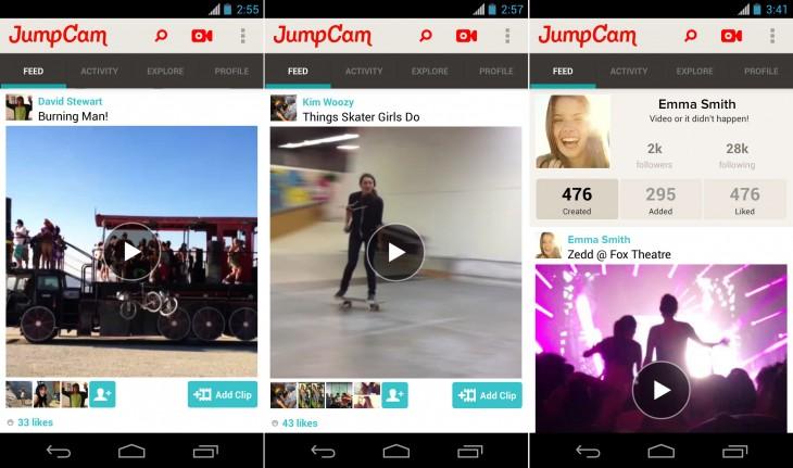 JumpCam-Feed