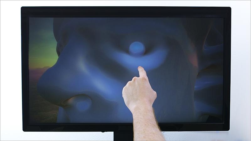 Leap Motion Unveils 3d Sculpting App Previews New