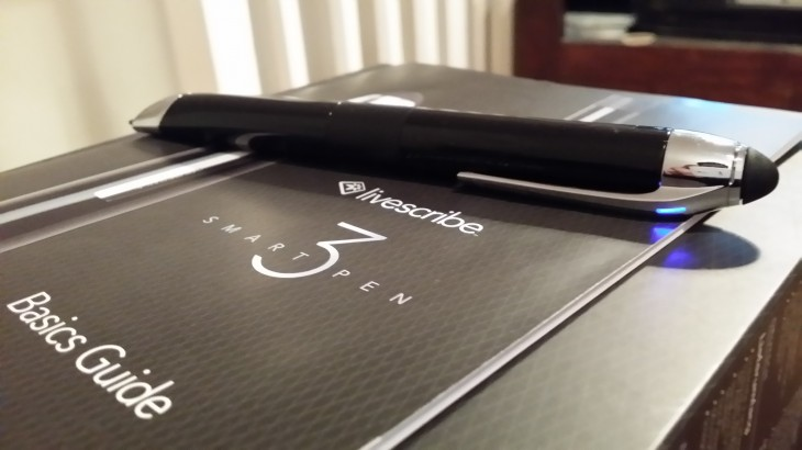 Livescribe 3 review: A truly smart pen, but a demanding one too