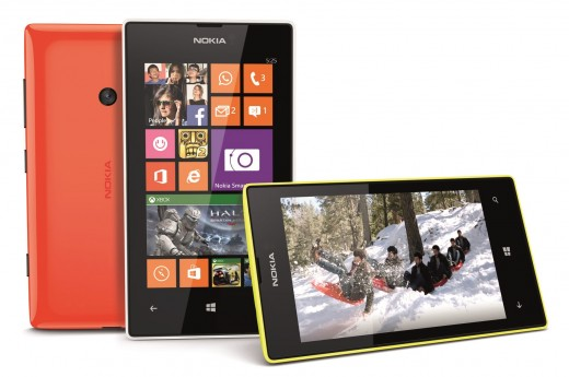 Nokia Lumia 525 image 11 520x345 Nokia announces the Lumia 525, an upgraded successor to the top selling Lumia 520