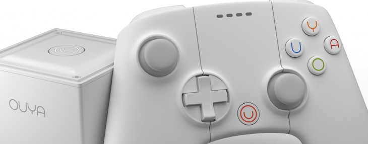 OUYA's Android-based video game console gets a limited-edition 16GB white version in time for Christmas ...