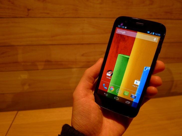 Moto G now available unlocked in the US: 8GB for $179 and 16GB for $199, starts shipping on December ...