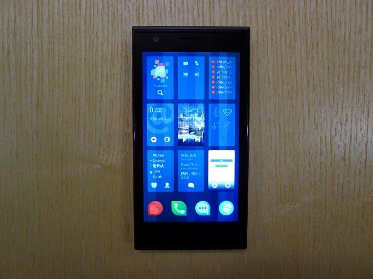 P1040755 730x547 Jolla hands on: A closer look at the first Sailfish OS powered smartphone