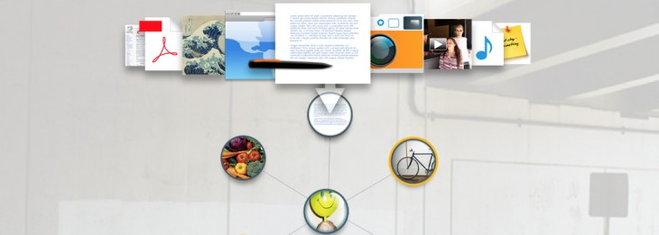 Content curation platform Pearltrees is now a highly visual file manager too