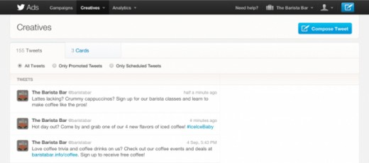 Scheduled Tweets 520x230 7 big, recent Twitter changes you should know about to optimize your tweeting