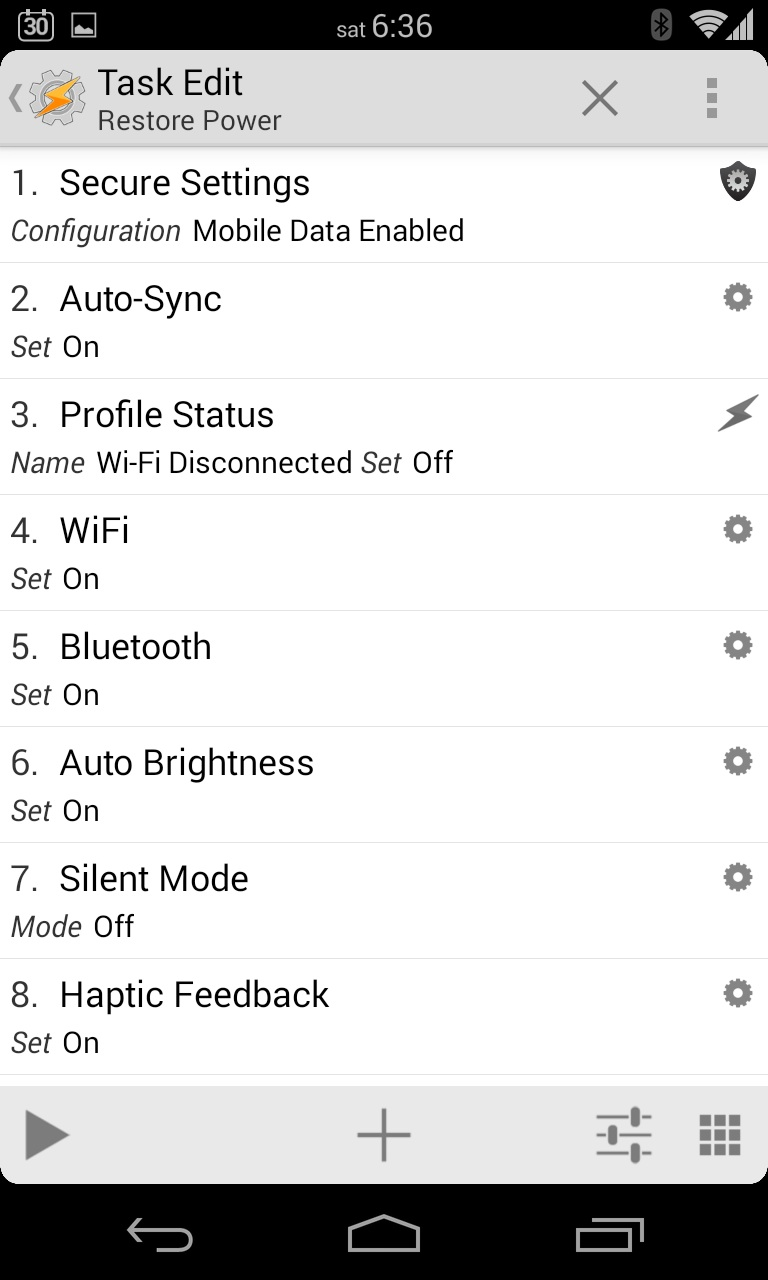 Tasker tip tuesdays how to add and customize quick settings.