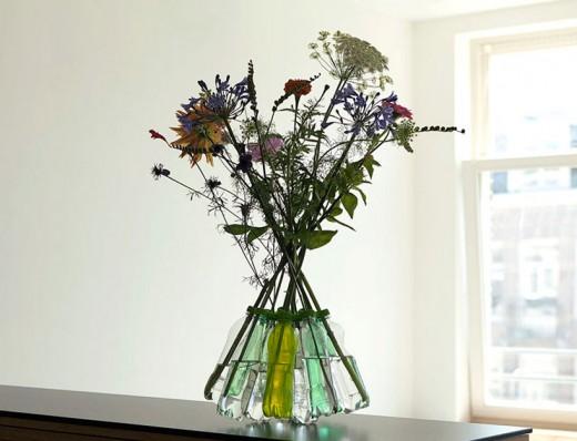 3d Printed Water bottle vases