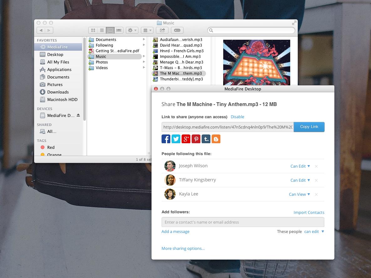 MediaFire Launches Dropbox-Like App With 50GB Free Storage