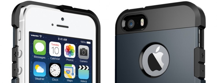 A Black Friday treat: 50% off the Spigen Tough Armor Case bundle for the iPhone 5 and 5s