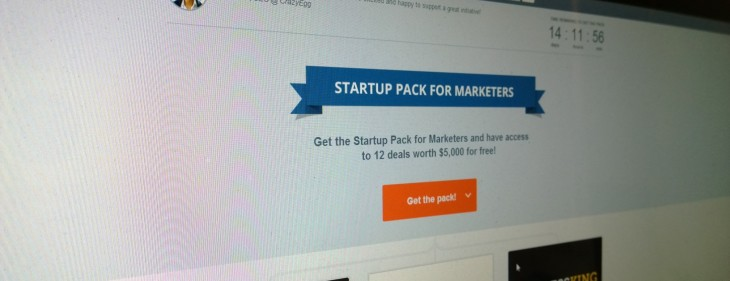 Startup Pack opens up competition to win Web marketing tools worth more than $5,000