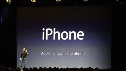 Steve Jobs Announces the iPhone in 2007
