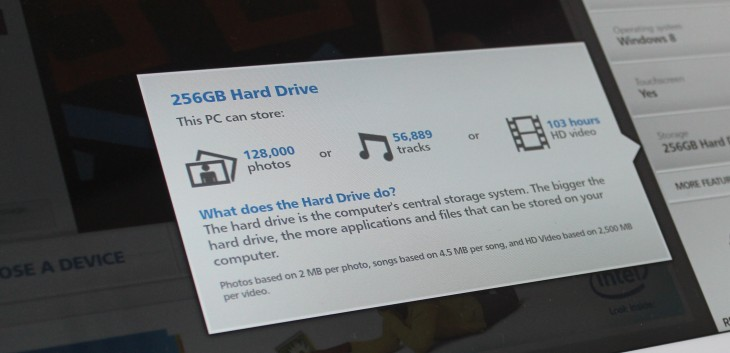 Why won't retailers just be honest about a computer's specs?