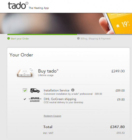 Tado_cost
