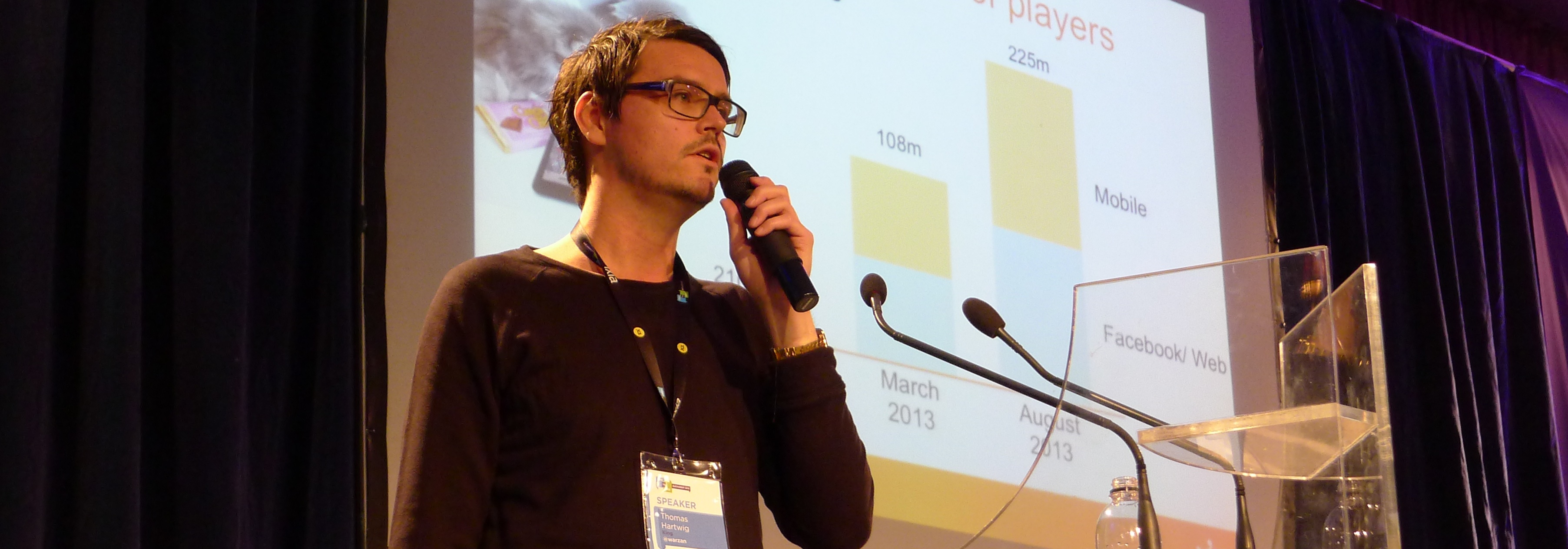 King's Thomas Hartwig on the Balancing Act for Free-to-Play Games
