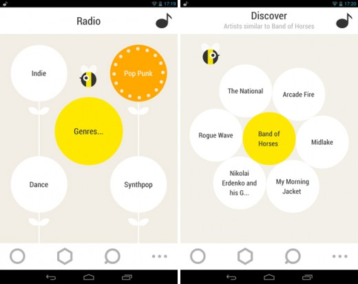 17 Mobile Apps to Help you Discover New Music