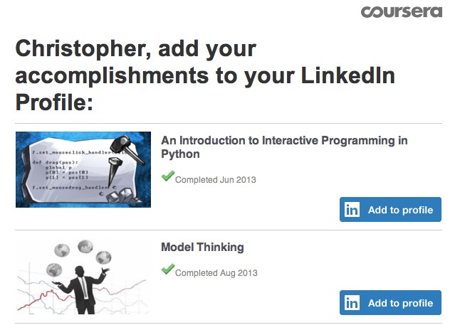 LinkedIn partners with 7 online education firms to let users add certifications and courses to their profiles