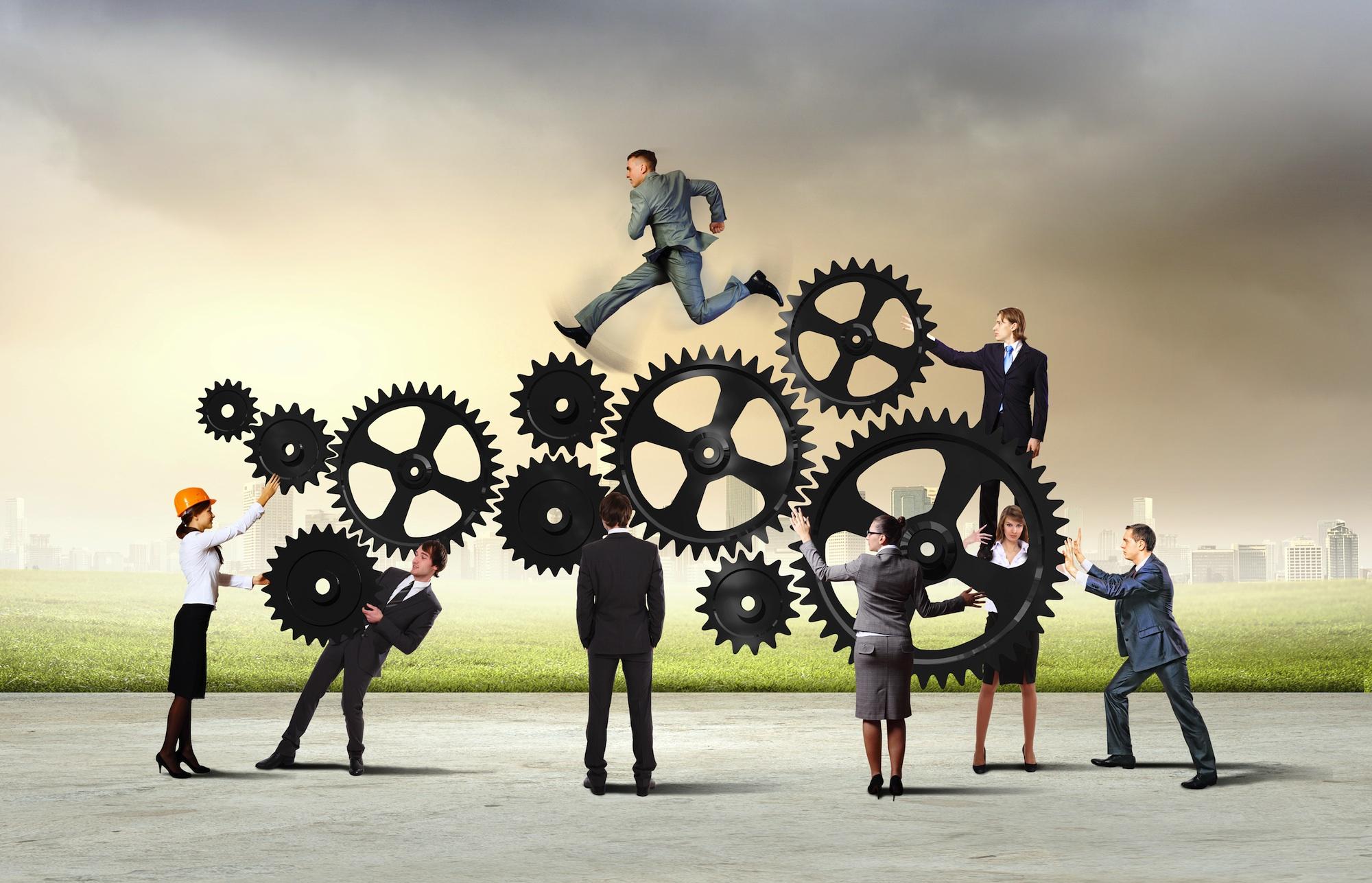 Developing Enterprise Apps Isn't as Boring as it Sounds