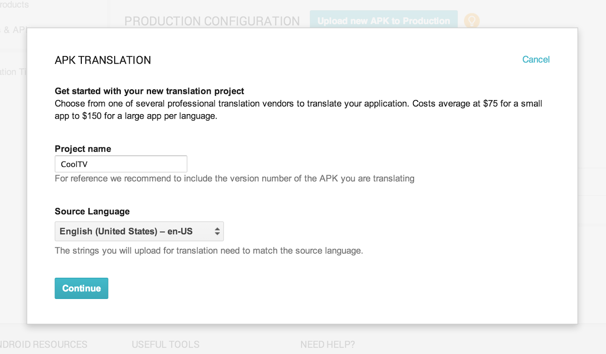Google Launches App Translation Service for Android Developers