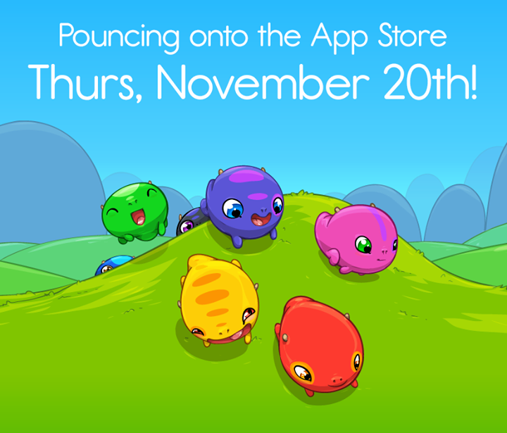 hatch Tamagotchi like iOS app Hatch emerges from its shell on November 20