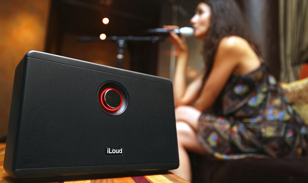 IK Multimedia's iLoud Speaker Ships Today