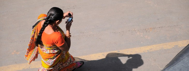 Google launches campaign to get more women in India to use the Internet