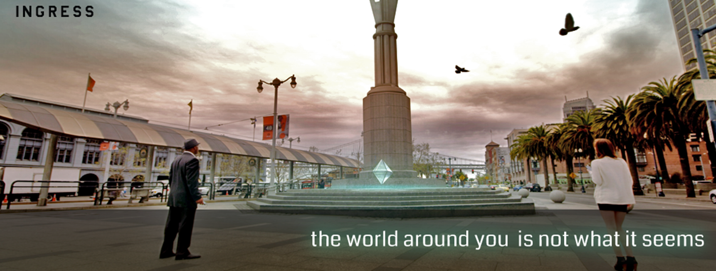 Google's Ingress Opens to all Android Users December 14