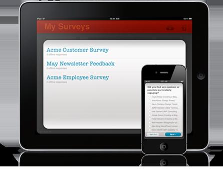 PollDaddy app for iPad