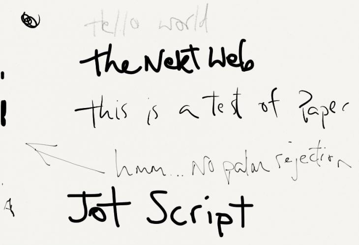 jotscript-paper