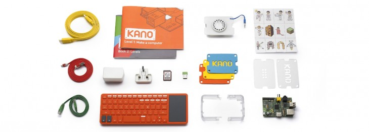 Kano launches a Kickstarter campaign for its $99 DIY, Raspberry Pi-powered PC building kit