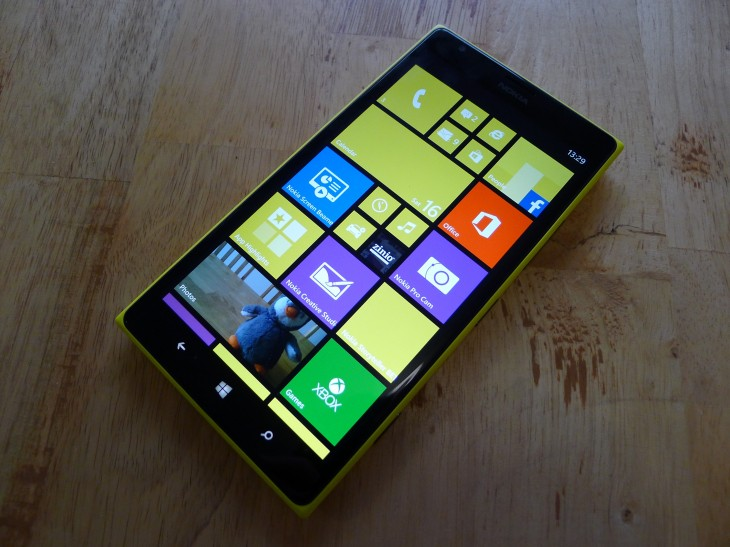 lumia1 730x547 Nokia Lumia 1520: This enormous smartphone offers the best all round Windows Phone 8 experience