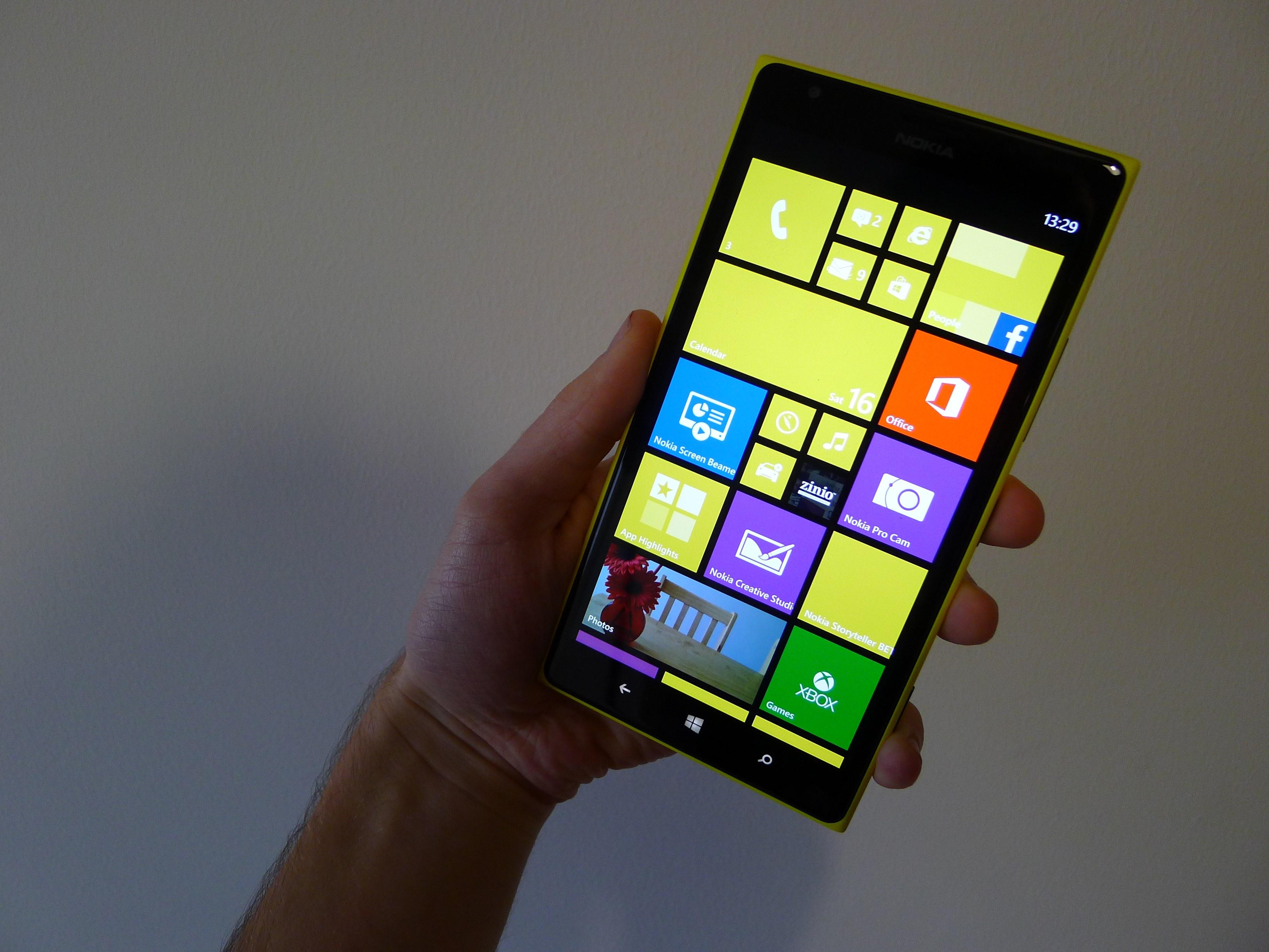 Nokia Lumia 1520 The Best All Round Windows Phone 8 Experience