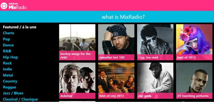 nokia_mixradio_service