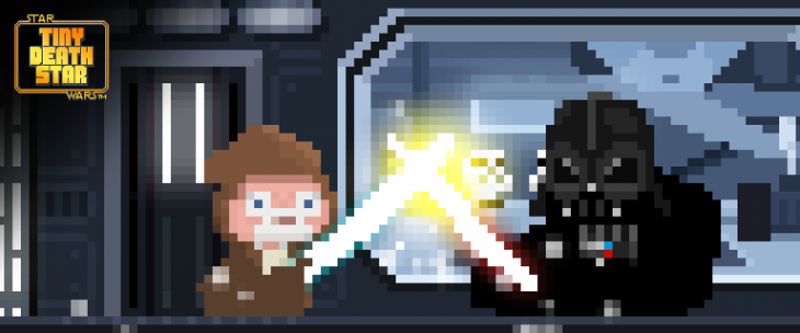 That's no moon: Disney and NimbleBit launch 'Star Wars: Tiny Death Star' for iOS, Android and Windows ...