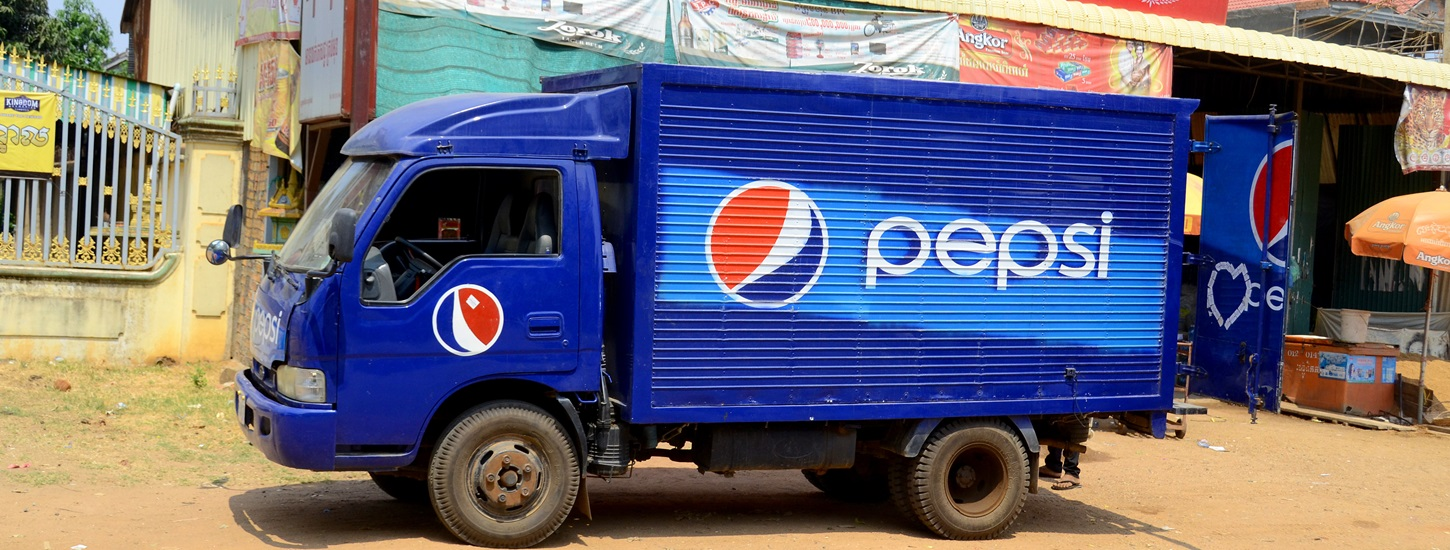 Pepsi Won Halloween with this Clever Ad