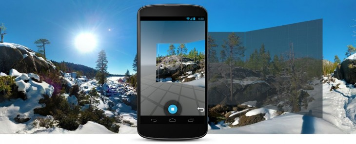 Android 4.4 improves 360-degree Photo Spheres with faster rendering and 'optimal seam finding' ...
