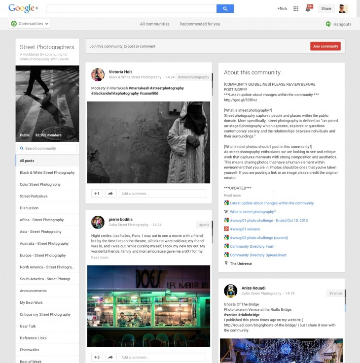 resource 33 730x737 An in depth guide to Google+ for photographers: Storage, editing, sharing and more